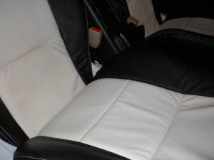 Car Leather Kit - Leather Kit Install - car-leather.com