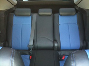 Scion Tc Clazzio leather seat cover
