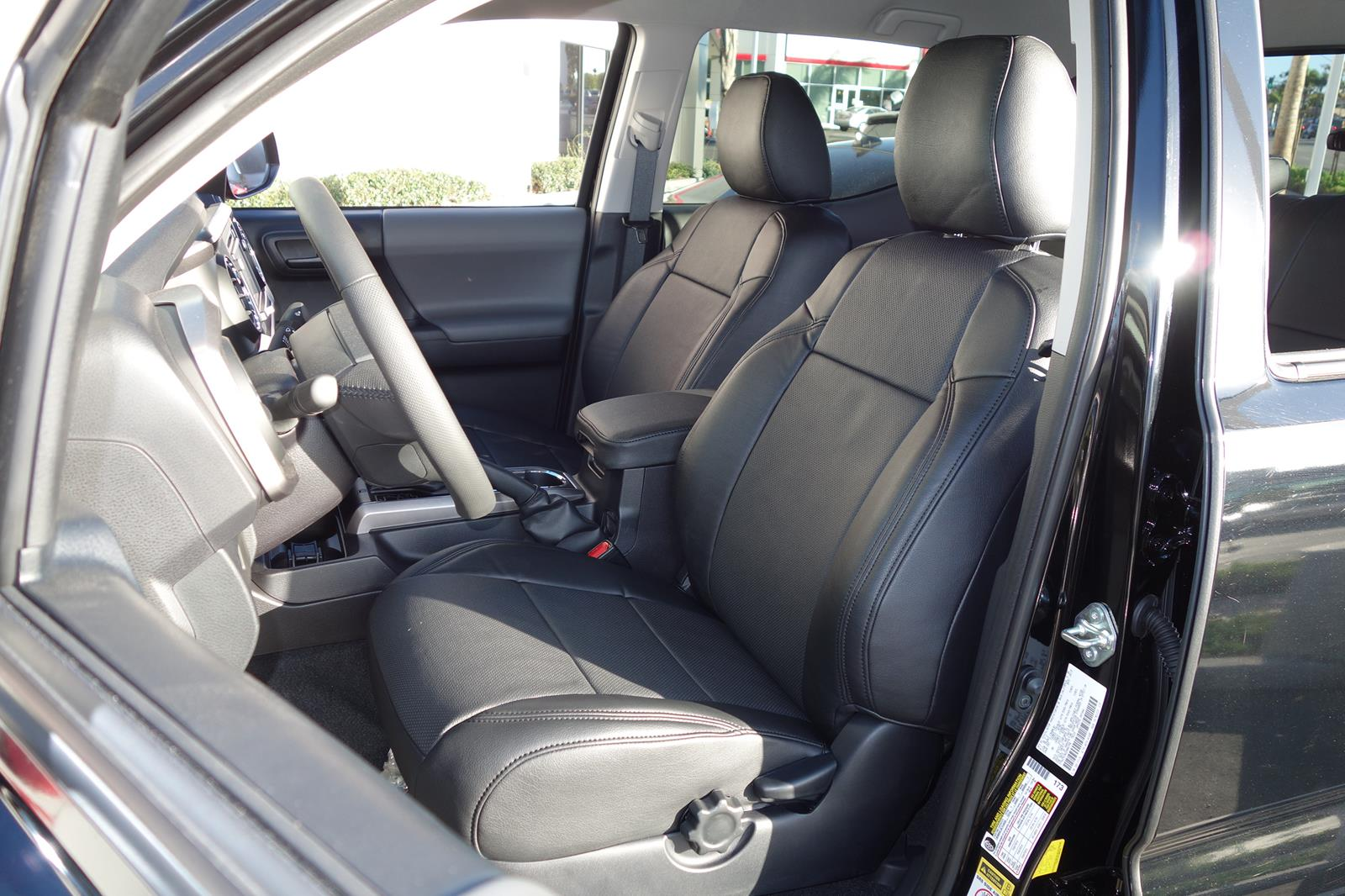 2016 Tacoma Clazzio Seat Covers Clazzio Leather Seat Covers
