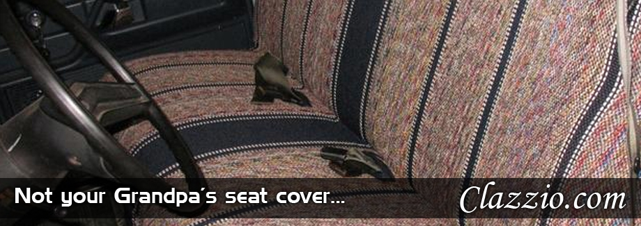 Not horrible seat covers