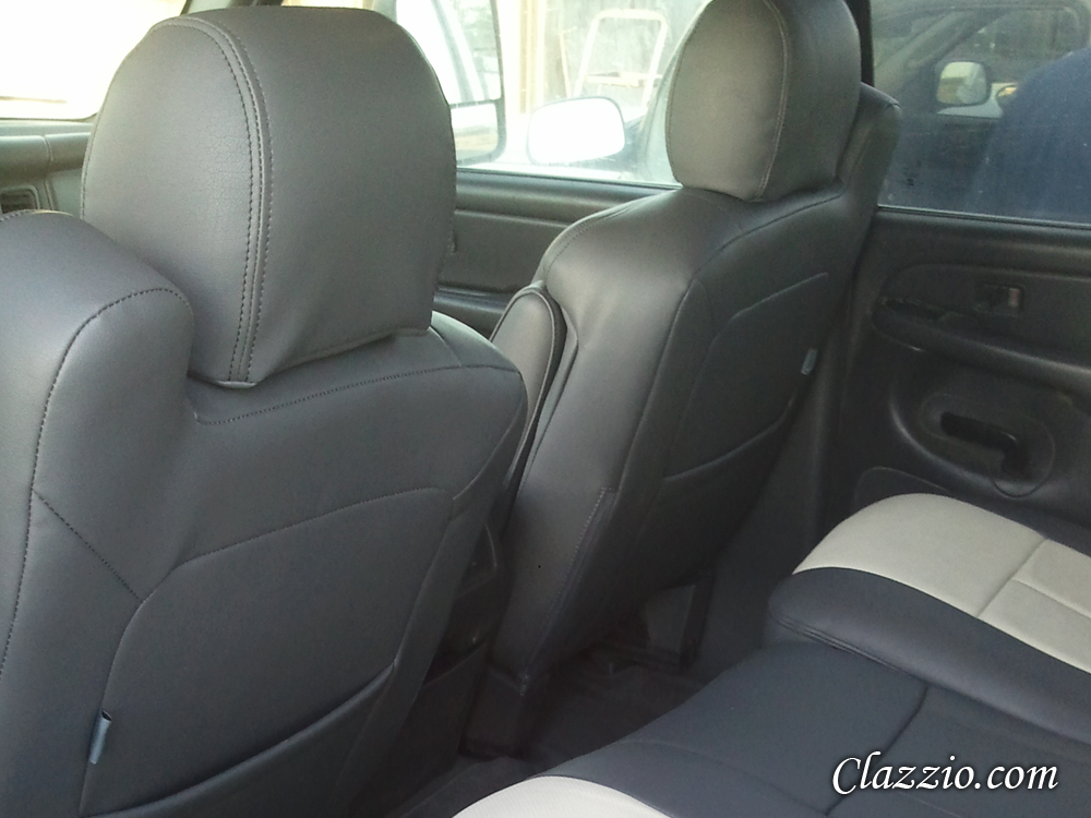 Surprising Chevy Silverado Clazzio Seat Covers Caraccident5 Cool Chair Designs And Ideas Caraccident5Info