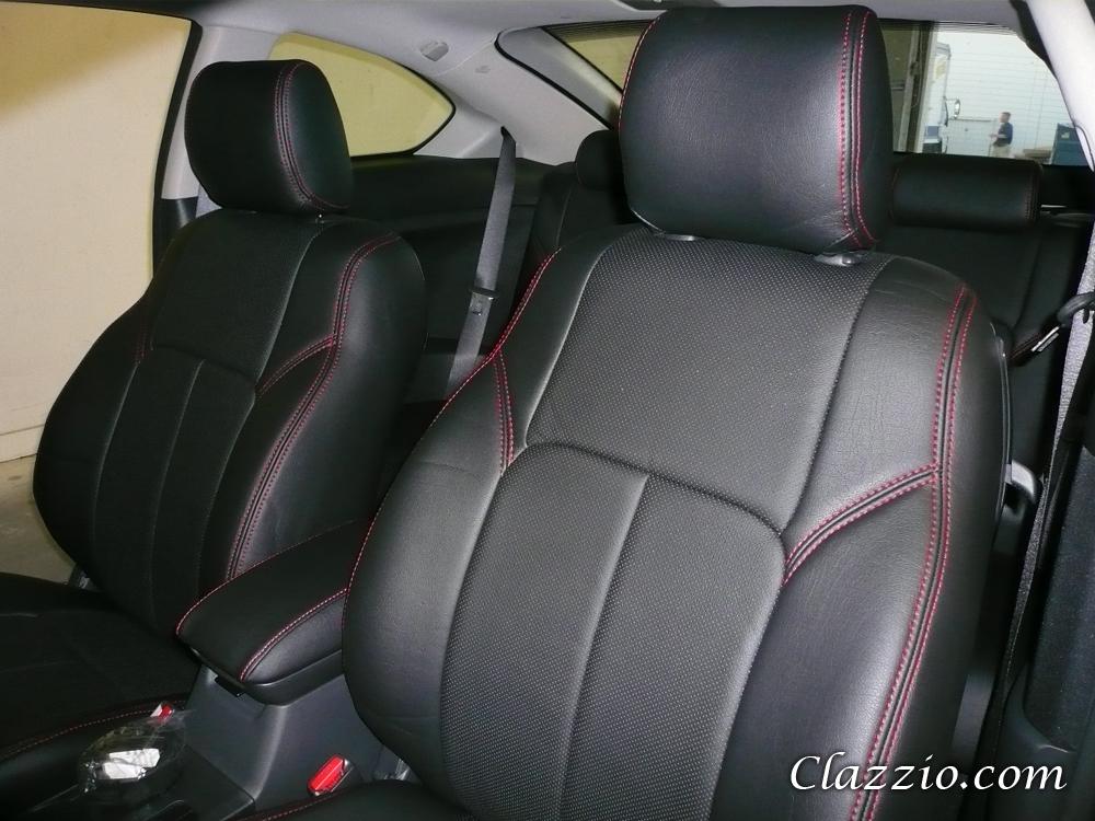 PVC Type Clazzio Leather Seat Covers