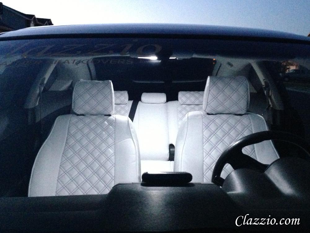 lexus ls400 custom seat covers