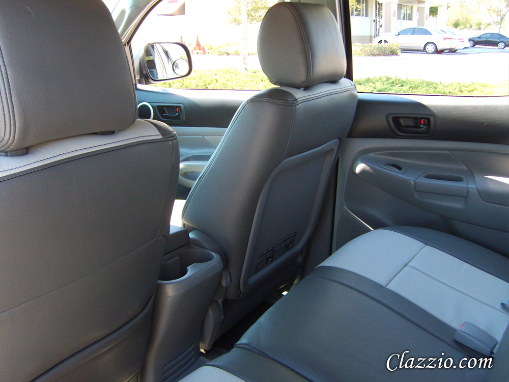 Toyota Tacoma Seat Covers Clazzio Seat Covers