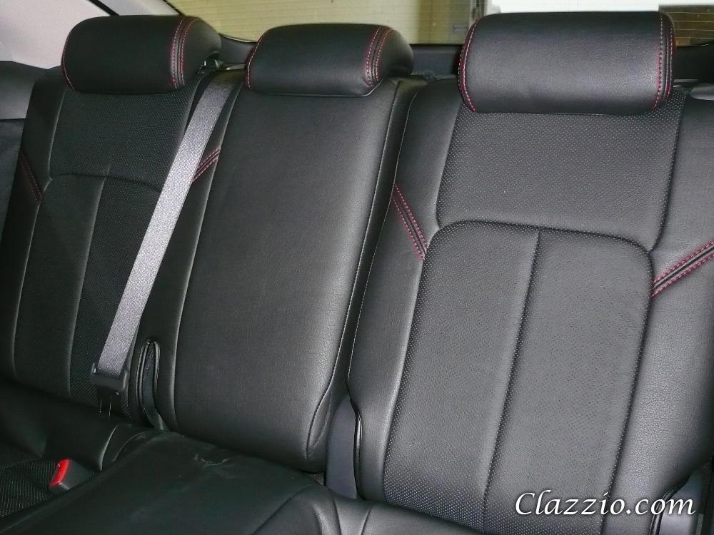 Amazing Leather Type Clazzio Leather Seat Covers Inzonedesignstudio Interior Chair Design Inzonedesignstudiocom