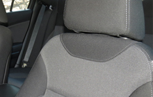 Dodge Charger Round Seats