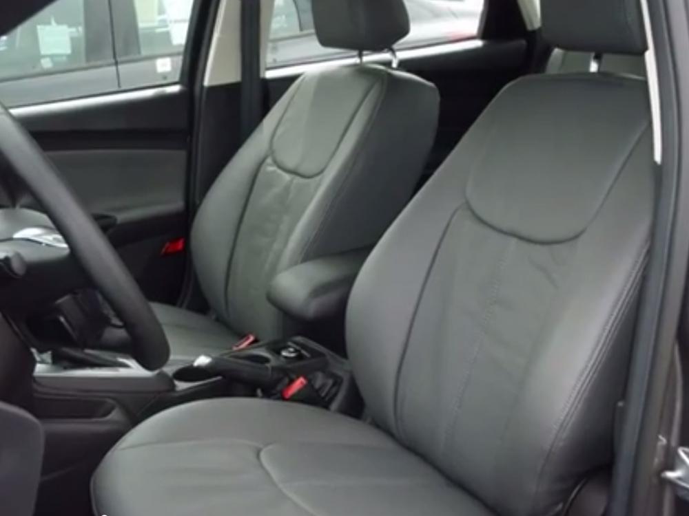 Ford Focus Clazzio ... & Ford Focus Seat Covers - Clazzio Seat Covers markmcfarlin.com
