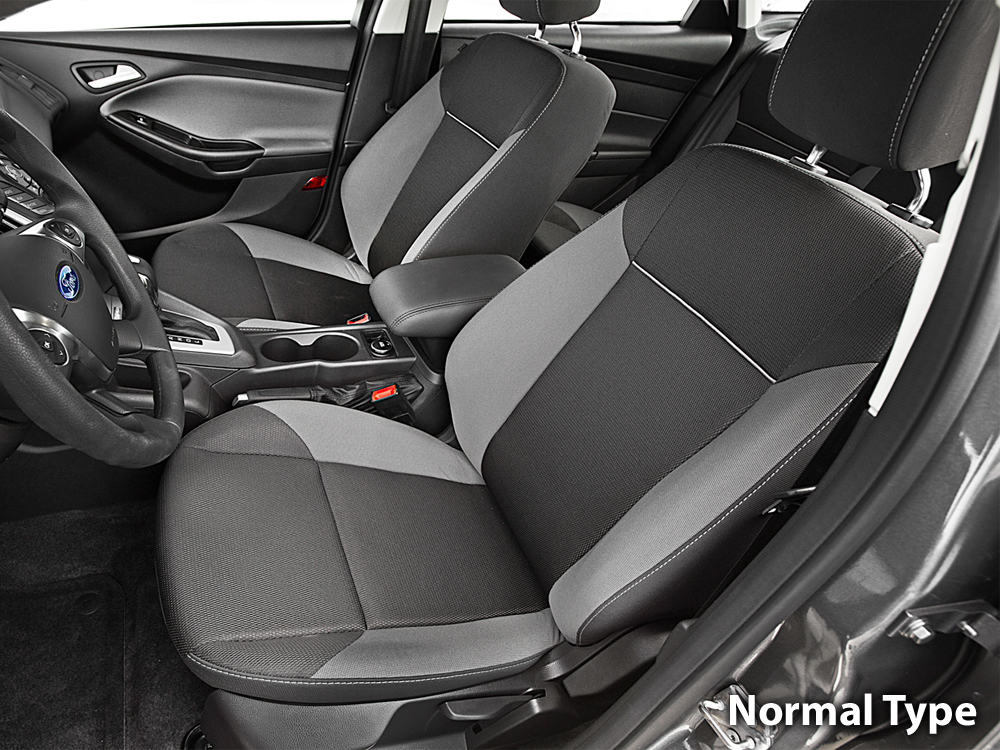 ford focus seat covers clazzio seat covers. Black Bedroom Furniture Sets. Home Design Ideas