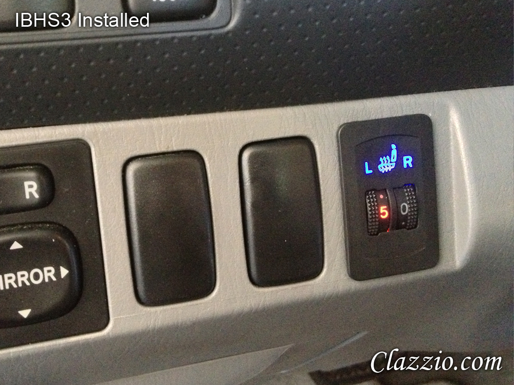 Clazzio Leather Seat Covers Heated Seats Page