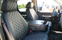 LEXUS GS300 QUILTED FRONT SEAT COVERS PROTECTORS 1+1