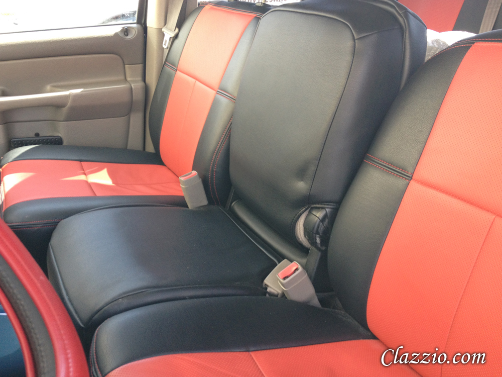 Admirable Dodge Ram Seat Covers Clazzio Seat Covers Inzonedesignstudio Interior Chair Design Inzonedesignstudiocom