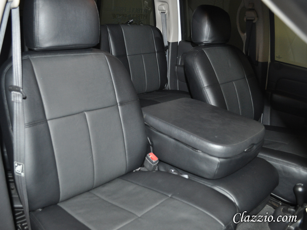 2003 Dodge Ram 1500 Seat Covers >> Dodge Ram Seat Covers - Clazzio Seat Covers
