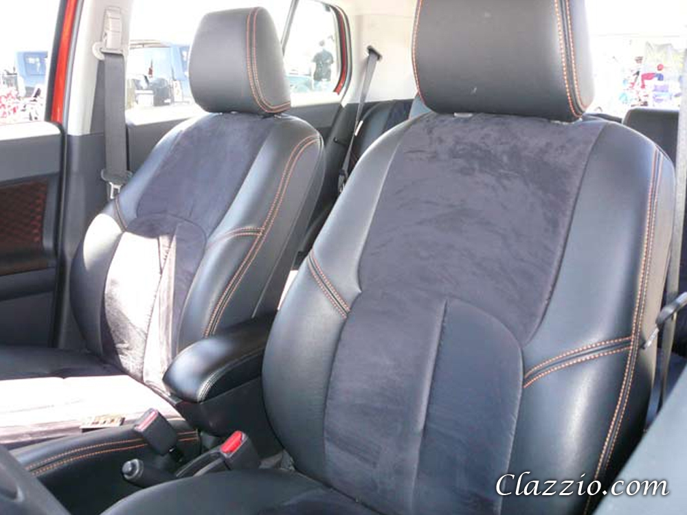 how to clean suede leather car seats